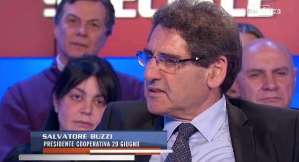 """Buzzi: """"Primi appalti da Rutelli e PD"""""""