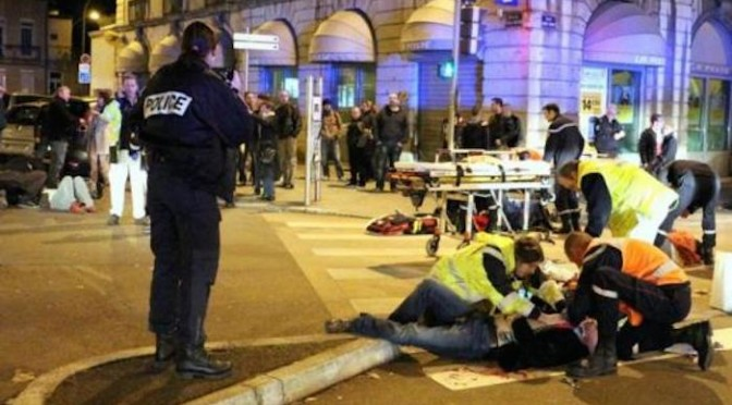 Gli immigrati islamici e l'auto come arma per uccidere