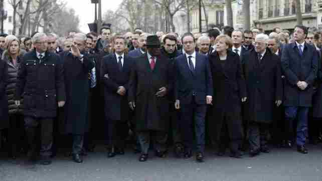 "Hollande: ""Musulmani sono vittime"""