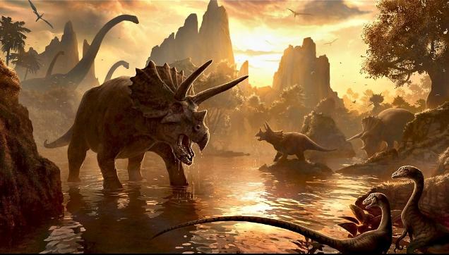 L'estinzione dei dinosauri? 'Colpa' della materia oscura