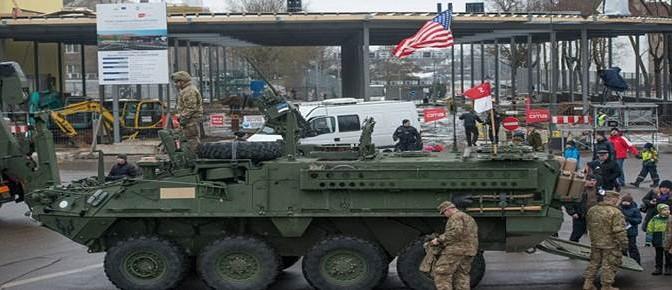 Camera Usa dà via libera ad invio armi Ucraina