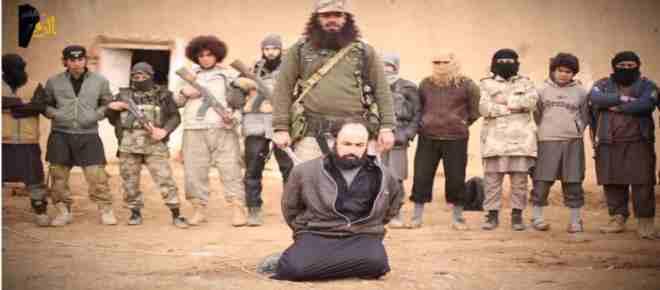 Ius Soli: immigrati decapitano prigioniero – VIDEO CHOC