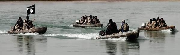 Ora i presunti profughi si sparano tra gommoni: 1 morto e 1 ferito