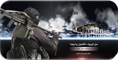 ROMA: COLOSSEO NEL MIRINO DEI TERRORISTI ISLAMICI