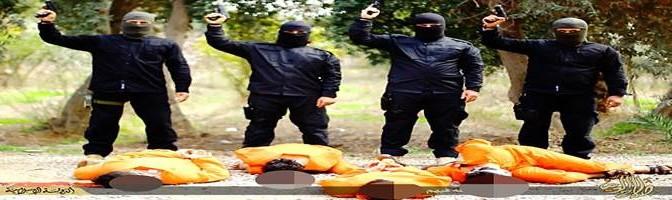 ISIS fa strage di prigionieri