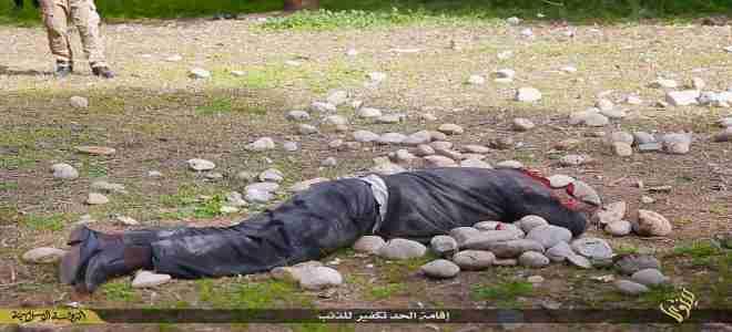 ORA ISIS LAPIDA ANCHE UOMINI ADULTERI – FOTO CHOC