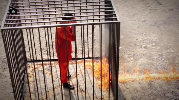 """ISIS pubblica 'foto segnaletiche' piloti catturati: """"Questi li bruciamo"""" – FOTO"""
