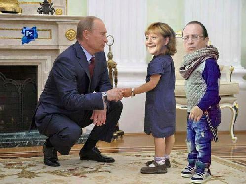 Minsk: dopo Crimea, Est Ucraina de facto russa