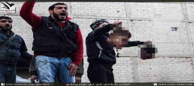 Oggi, i 'ribelli' amici di Greta e Vanessa hanno decapitato 2 ragazzini – FOTO CHOC