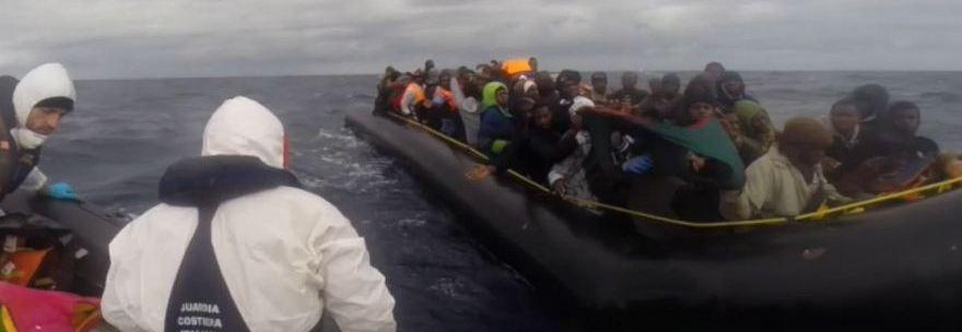 Ne arrivano altri 600: chiamate di 'soccorso' tutte con telefoni satellitari