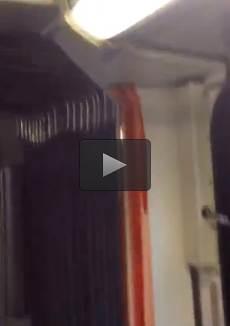 Ora 'sanguinano' anche i bus – VIDEO