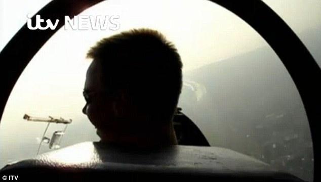 Il primo volo di Lubitz, il co-pilota Germanwings – VIDEO
