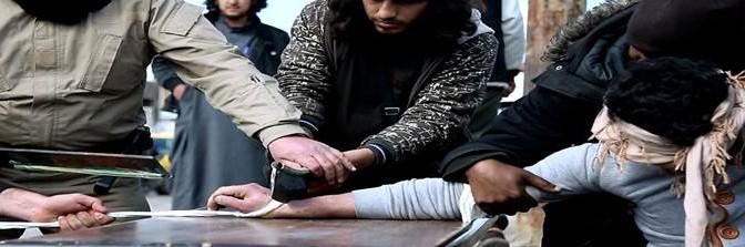 Legge islamica: ex immigrati amputano mano ragazzo – FOTO
