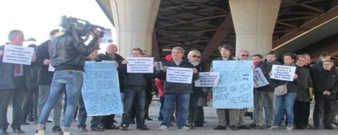Padova: il Pd si 'attacca al Tram'