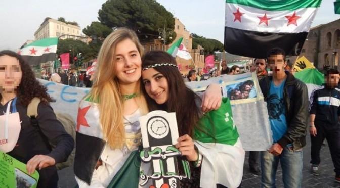 Siria: anche gli amici di Greta e Vanessa decapitano – VIDEO