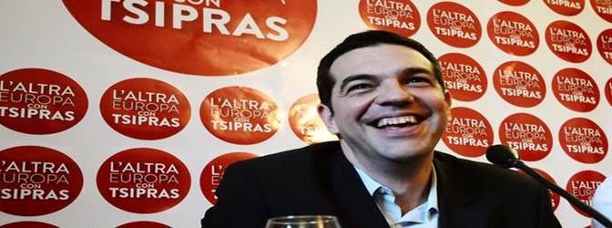 Tsipras fa caricare gli agricoltori greci dalla Polizia: ministro in fuga – VIDEO