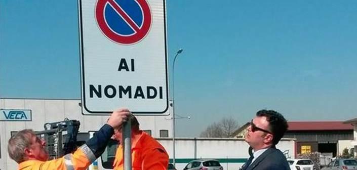Sindaco vieta sosta agli zingari: Governo gli manda i carabinieri