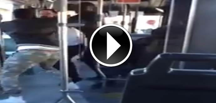 Autista circondato da africani: pestaggio selvaggio – VIDEO