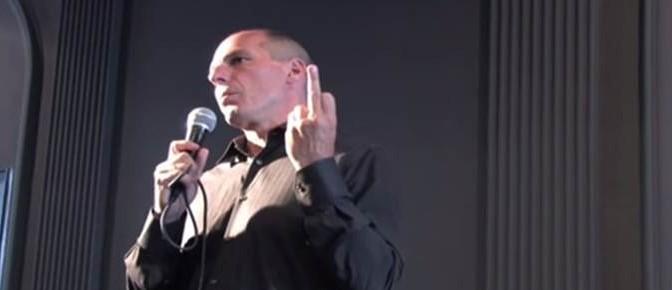 """Ministro greco a Ue: """"Benvenuto il vostro odio"""""""
