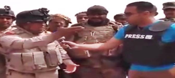 ISIS ATTACCA IN DIRETTA TV – VIDEO CHOC