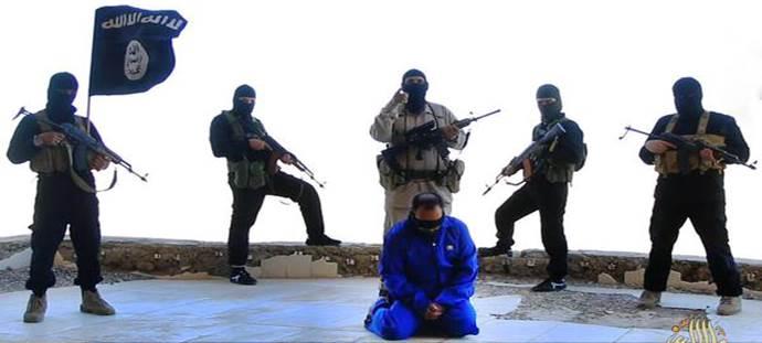 ISIS 'GIUSTIZIA' FORZE SPECIALI IRACHENE – FOTO