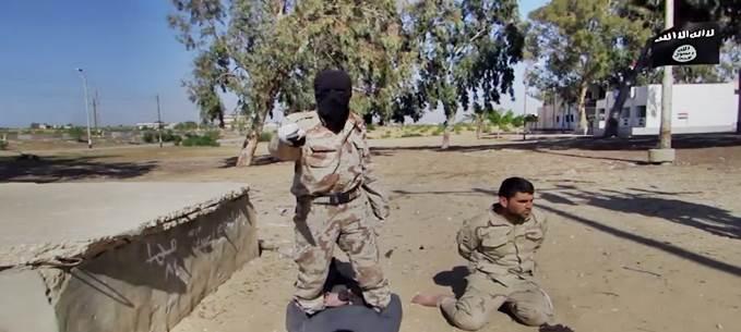ISIS CATTURA E DECAPITA SOLDATI EGIZIANI NEL MAR ROSSO – VIDEO CHOC