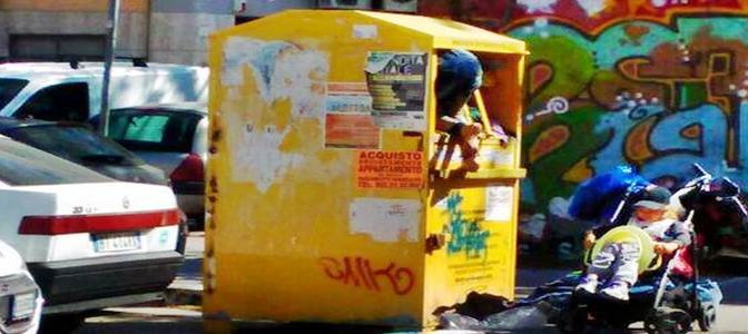 Roma, 25 Aprile: liberati da chi? – FOTO