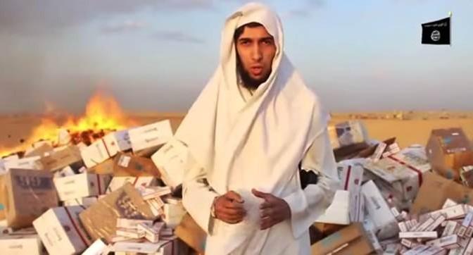 Un giorno con la Polizia di ISIS – VIDEO