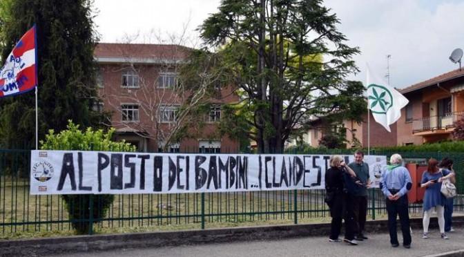 Biella, Sindaco PD sistema 50 clandestini in una scuola