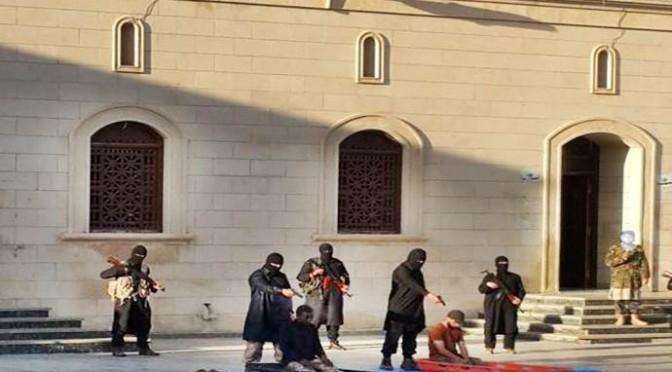 ISIS è in Libia: 'giustiziati' 2 ragazzi