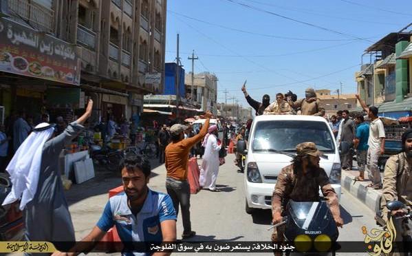 A Fallujah sarà un bagno di sangue, islamico