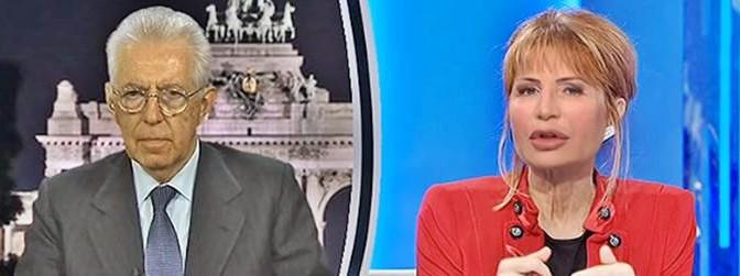 """Monti: """"Basta far votare cittadini su cose che contano"""""""