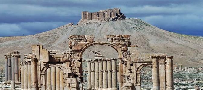 Iniziano prime stragi di ISIS a Palmira