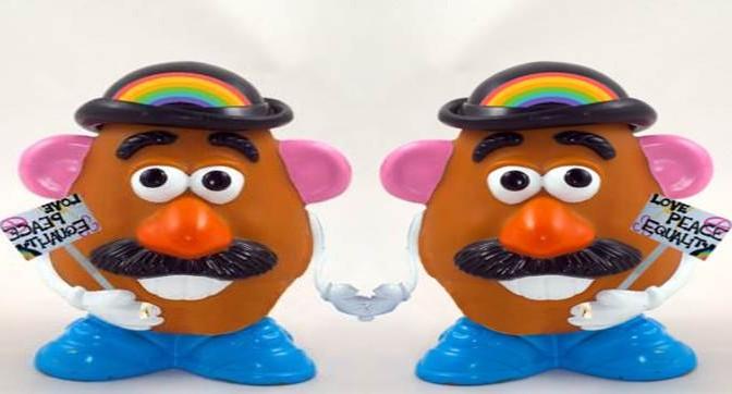 Dopo la monocoltura delle patate, l'Irlanda dà alla 'civiltà' le 'nozze gay'
