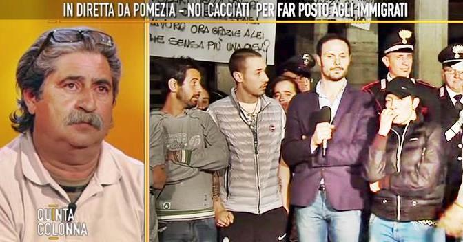 """""""CACCIATI DI CASA PER FARE POSTO AGLI IMMIGRATI"""" – VIDEO"""