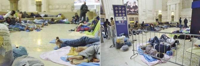 MILANO: PROFUGHI PORTANO MALARIA, 35 CASI DI SCABBIA IN 2 ORE