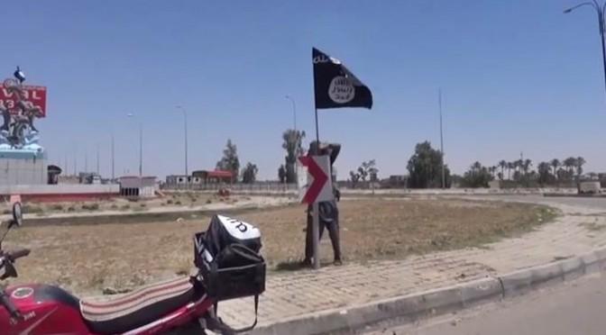Ramadi: primo filmato della città sotto il controllo di ISIS – VIDEO