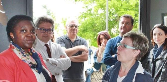 Rovigo: Kyenge e candidata sindaco vogliono 'centro di accoglienza' in città
