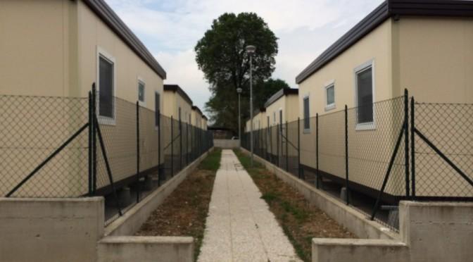 Inaugurato il villaggio di lusso per i Rom a Milano – FOTO