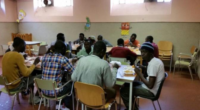 Udine: profughi e bambini insieme a scuola e nei bagni