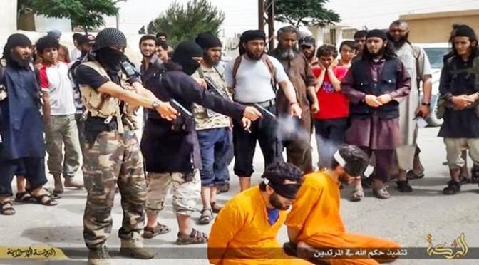 SIRIA: ISIS 'giustizia' due presunte spie
