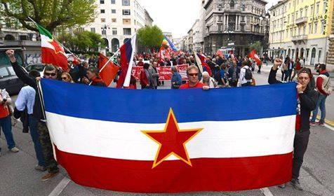 Anpi chiede scioglimento CasaPound per manifesti contro i 'partigiani jugoslavi'