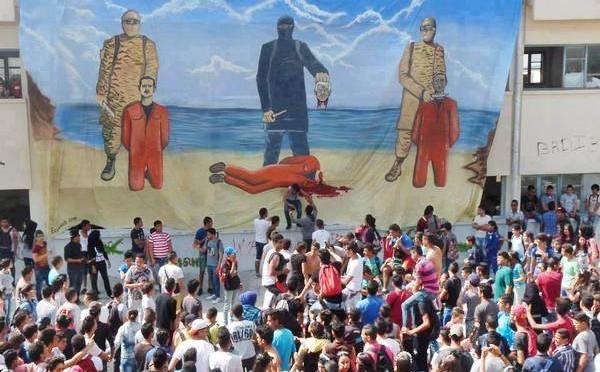 LIBIA: ISIS rapisce 86 cristiani e lascia che islamici salgano su barconi