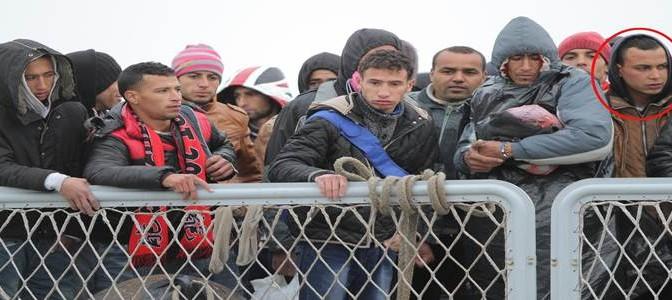 Nave norvegese vomita in Sicilia 770 clandestini