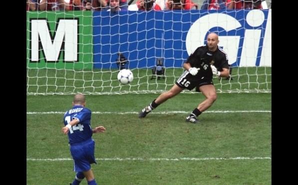 Sorpresa: tangenti francesi per Mondiali 1998