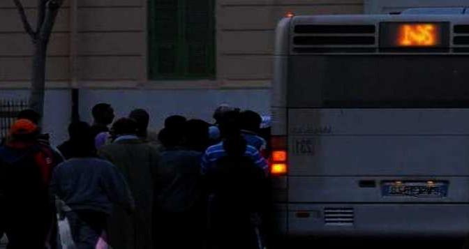 Vicenza: Profughi in fuga notturna per andare a fare bagordi – VIDEO