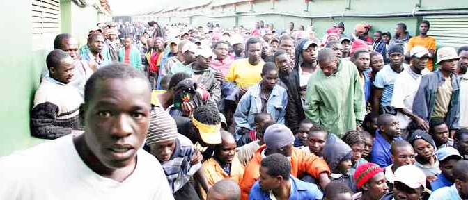 """Dove i """"profughi"""" sono il triplo dei residenti: sovversione demografica"""
