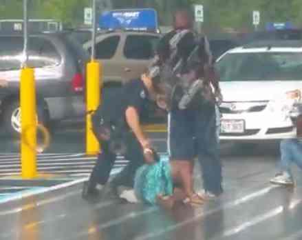 Ecco perché poliziotti americani sparano – VIDEO