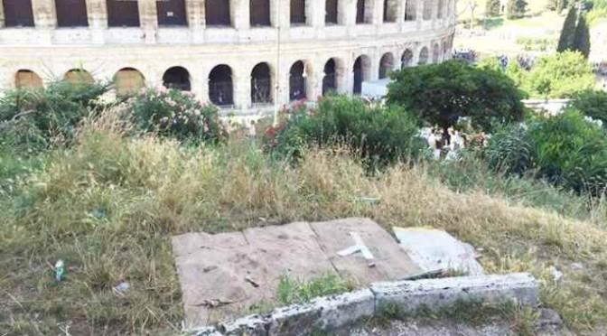Marino2023: Cesso con vista Colosseo – FOTO