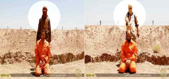 """ISIS 'fredda' prigionieri: """"Sono infiltrati"""""""